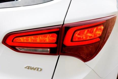 Chính thức ra mắt, Hyundai SantaFe 2016 giá từ 1,1 tỷ đồng - ảnh 11