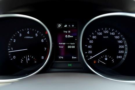 Chính thức ra mắt, Hyundai SantaFe 2016 giá từ 1,1 tỷ đồng - ảnh 6