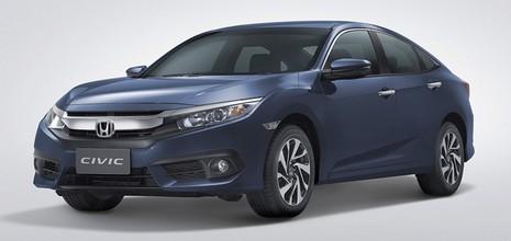 Honda Civic 2016 có giá bán từ 548 triệu đồng tại Thái Lan  - ảnh 2