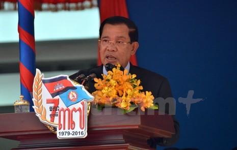 Thủ tướng Campuchia tiết lộ danh sách các bộ trưởng mới  - ảnh 1