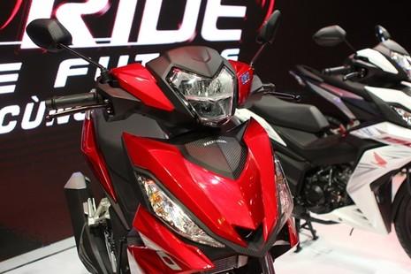 Đánh giá chi tiết và hình ảnh Honda Winner 150 - ảnh 3