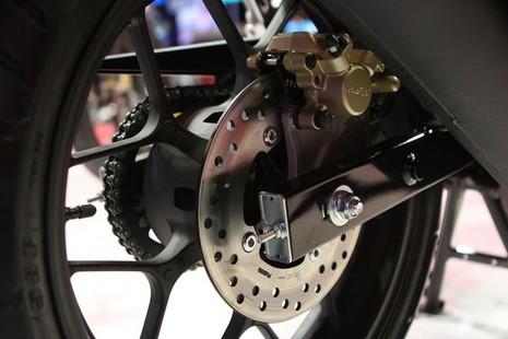 Đánh giá chi tiết và hình ảnh Honda Winner 150 - ảnh 7