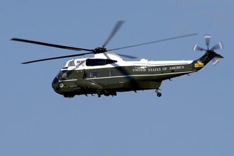Dàn phương tiện hoành tráng luôn theo sát tổng thống Mỹ - ảnh 3