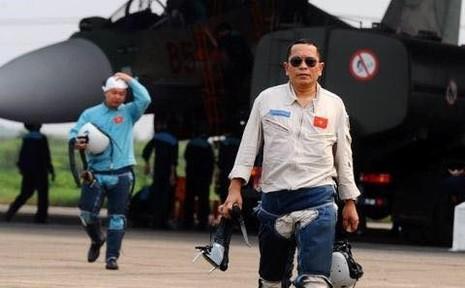Hình ảnh không bao giờ quên của phi công Trần Quang Khải - ảnh 2