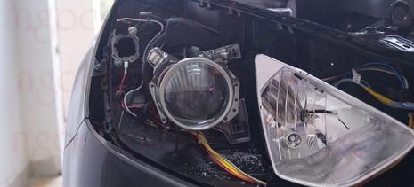 Cách tăng độ sáng cho đèn pha ô tô - ảnh 13