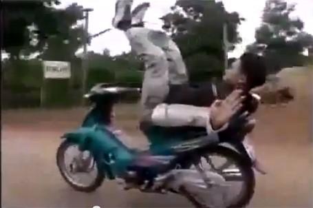 Vi phạm nào thì bị tịch thu mô tô, xe máy? - ảnh 1