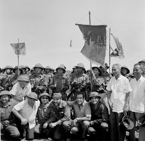Chuyến thăm Quảng Trị của Chủ tịch Fidel Castro  - ảnh 3