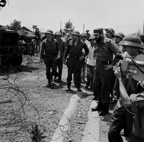 Chuyến thăm Quảng Trị của Chủ tịch Fidel Castro  - ảnh 4