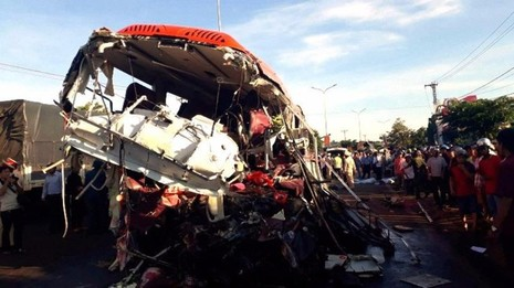 Giả thiết nào cho việc lái xe gây tai nạn ở Chư Sê? - ảnh 1