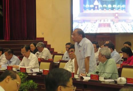 Tướng Lê Đông Phong nêu thông tin bất ngờ về trộm cướp ở TP.HCM - ảnh 1
