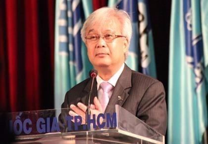 Ông Phan Thanh Bình, Giám đốc ĐHQG TP.HCM