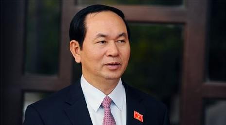Ông Trần Đại Quang