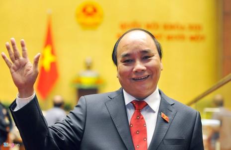 Ông Nguyễn Xuân Phúc tái đắc cử Thủ tướng Chính phủ  - ảnh 1