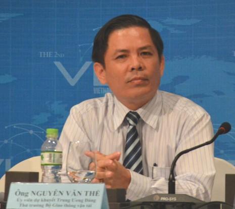Thứ trưởng Bộ GTVT về làm bí thư Tỉnh ủy Sóc Trăng - ảnh 1