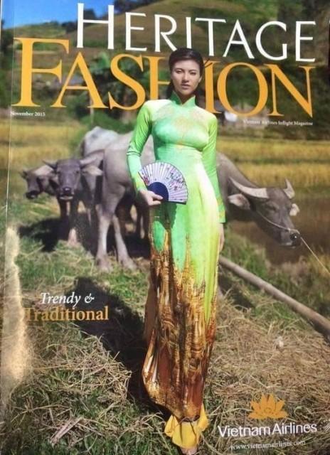 Thu hồi tạp chí in ảnh chùa Vàng Myanmar trên vạt áo - ảnh 1