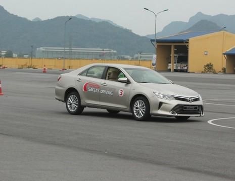Sẽ áp dụng một số bài học của Nhật Bản trong đào tạo lái xe - ảnh 3