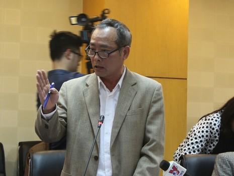 Giám sát cam kết xả nước của Trung Quốc - ảnh 1