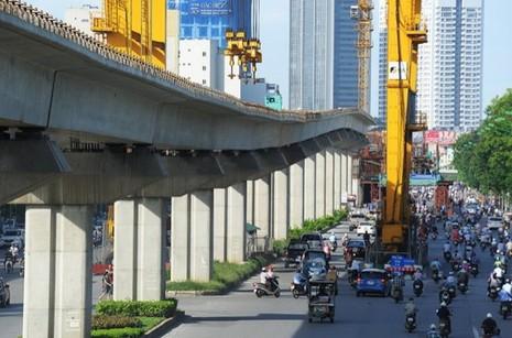 Đường sắt Cát Linh - Hà Đông lại kêu ca về vốn - ảnh 1