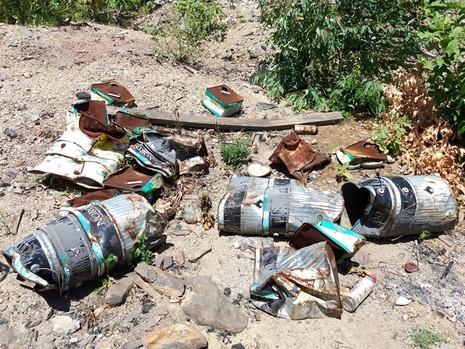 Lại phát hiện hàng tấn chất thải của Formosa chôn ở trang trại - ảnh 5
