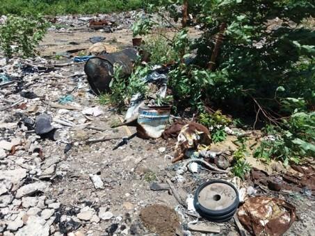 Lại phát hiện hàng tấn chất thải của Formosa chôn ở trang trại - ảnh 7