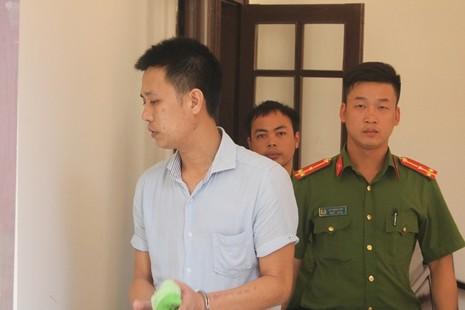 Nguyễn Tiến Quân đã đột nhập hàng chục công sở để trộm tài sản