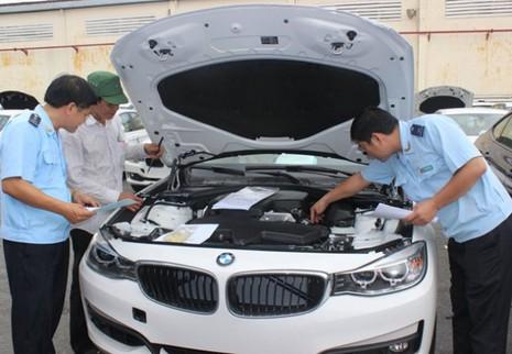 VCCI đề nghị Bộ GTVT bỏ quy định nhập xe giống Thông tư 20 - ảnh 1