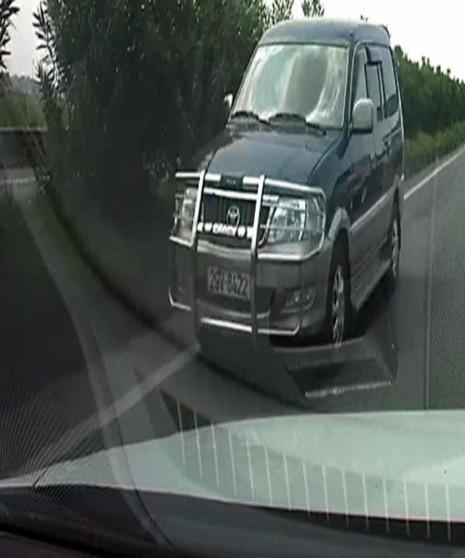 Xử lý nghiêm xe chạy ngược chiều trên cao tốc - ảnh 1