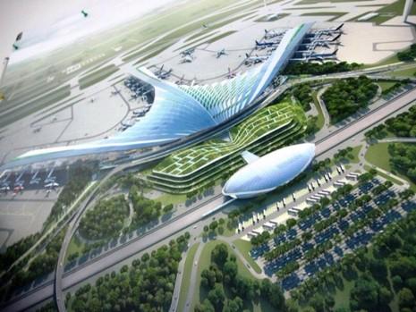 Lấy ý kiến người dân về kiến trúc sân bay Long Thành - ảnh 1