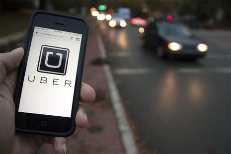 Bộ GTVT: Bộ đâu cấm Uber hoạt động? - ảnh 1