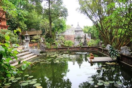 Họa sĩ Thành Chương trần tình về việc bán vé vào Việt phủ Thành Chương  - ảnh 2