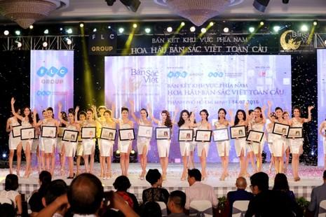 Tìm ra 15 người đẹp vào chung kết hoa hậu bản sắc Việt - ảnh 5