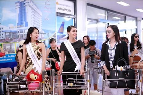 Dàn người đẹp 'ngoại' cuộc thi Hoa hậu Bản sắc Việt đổ bộ về nước   - ảnh 2