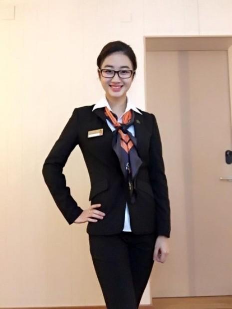 Ảnh đời thường siêu dễ thương của tân Hoa hậu Bản sắc Việt toàn cầu - ảnh 2