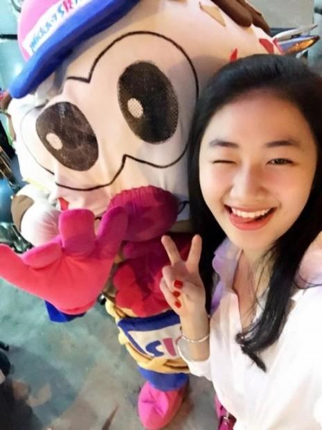 Ảnh đời thường siêu dễ thương của tân Hoa hậu Bản sắc Việt toàn cầu - ảnh 4