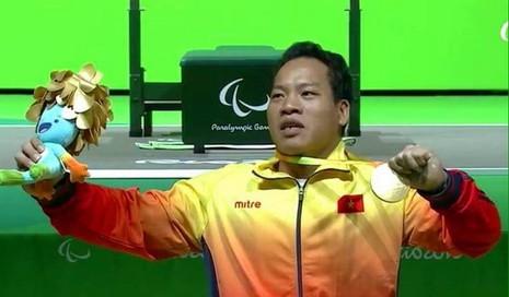Người Việt lập kỳ tích ở Paralympic Rio 2016, Bộ trưởng gửi thư khen - ảnh 1