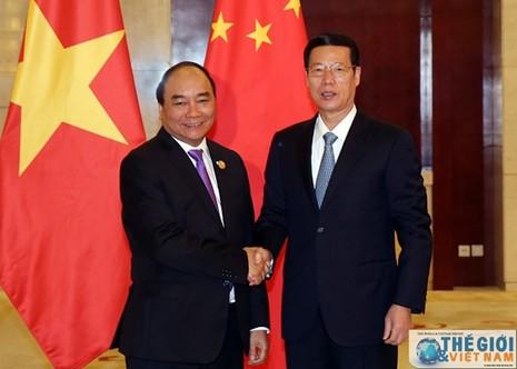 'Chính phủ Trung Quốc coi trọng quan hệ với Việt Nam' - ảnh 1