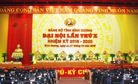 Chủ tịch nước dự Đại hội Đảng bộ tỉnh Bình Dương  - ảnh 2