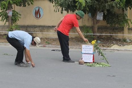 Nghi vấn người đàn ông bị xe tông chết, bỏ mặc trên đường - ảnh 3