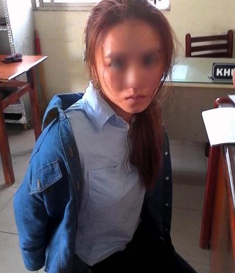 Cô gái trẻ thuê khách sạn để ở và 'hành nghề' móc túi - ảnh 1