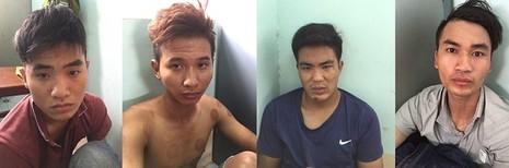 Giả danh cảnh sát hình sự gây 3 vụ cướp táo tợn - ảnh 1