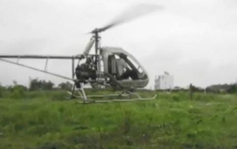 Khảo sát trực thăng tự chế mang tên Bùi Hiển - ảnh 2