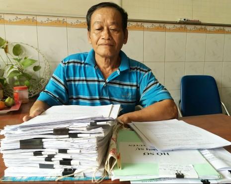 Ông Xuyến mong mỏi cơ quan chức năng giải quyết sớm trả lại số tiền không liên quan đến vụ án.
