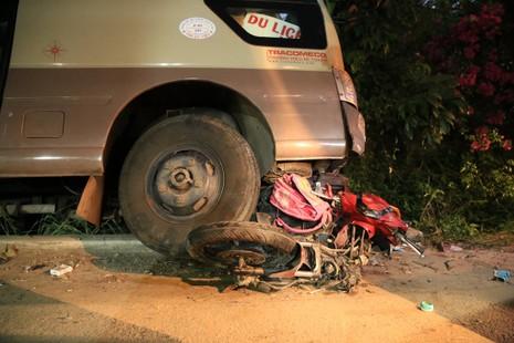 Tài xế gây tai nạn khiến 2 đứa trẻ chết thảm trình diện - ảnh 1