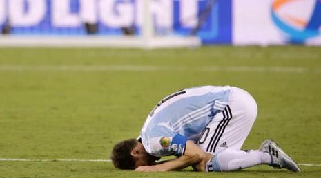 Sốc: Messi tuyên bố giã từ đội tuyển Argentina - ảnh 2