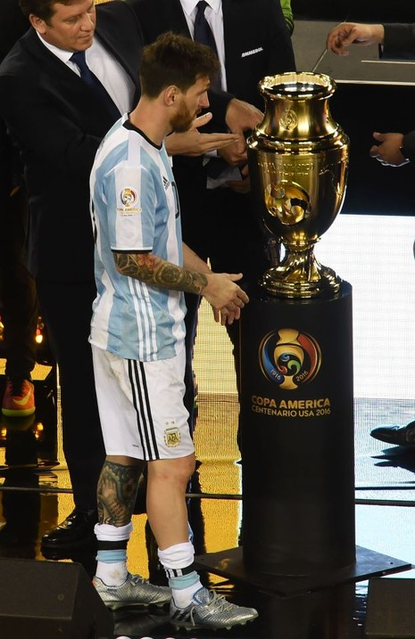 Sốc: Messi tuyên bố giã từ đội tuyển Argentina - ảnh 3
