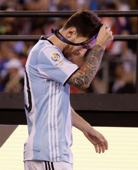 Sốc: Messi tuyên bố giã từ đội tuyển Argentina - ảnh 4