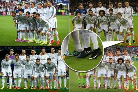 Chuyện Ronaldo thay áo 2 lần trong trận gặp xứ Wales và những điều chưa biết  - ảnh 3