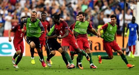 Eder nói gì khi ghi bàn thắng vàng cho Bồ Đào Nha? - ảnh 1