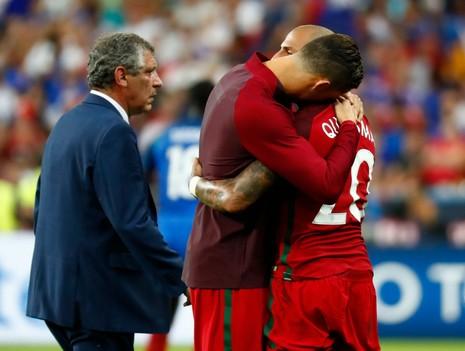Eder nói gì khi ghi bàn thắng vàng cho Bồ Đào Nha? - ảnh 4