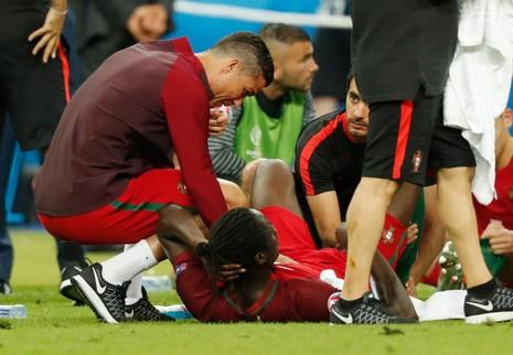 Eder nói gì khi ghi bàn thắng vàng cho Bồ Đào Nha? - ảnh 2